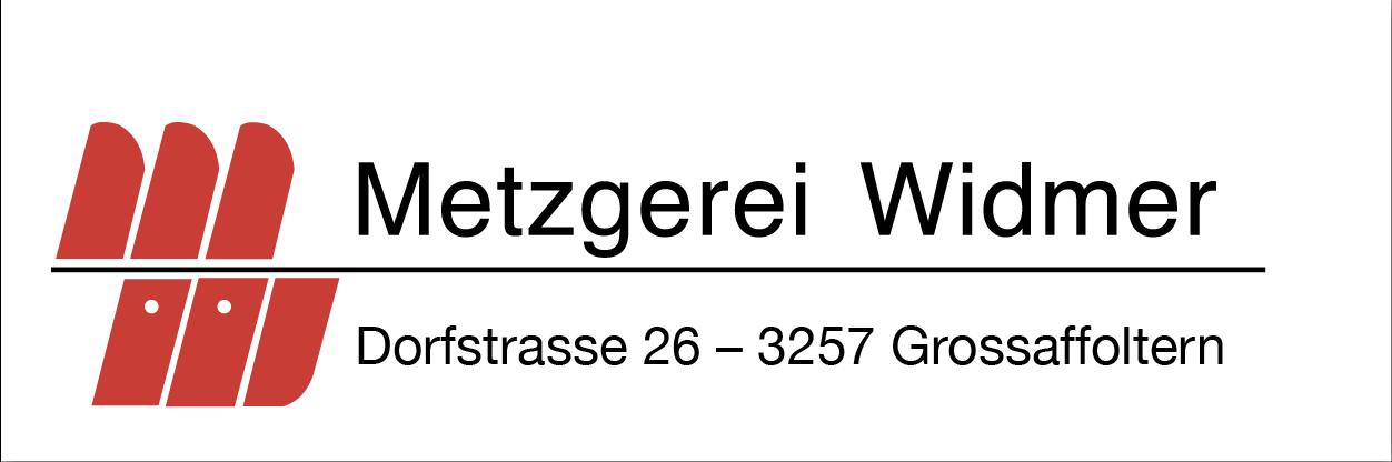 Logo Metzgerei Widmer Grossaffoltern